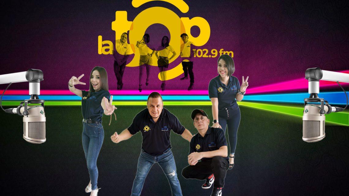 Staff La Top 102.9