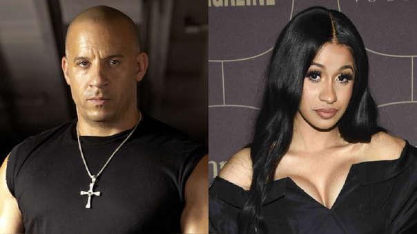 Vin Diesel habla de Cardi B en F9 y revela… ¿Este es el fin de Rápidos y Furiosos?