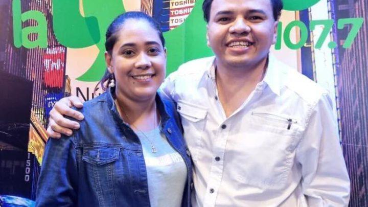 En un programa en vivo Kimberly Ordoñez y Jaime Portillo se disculpan.