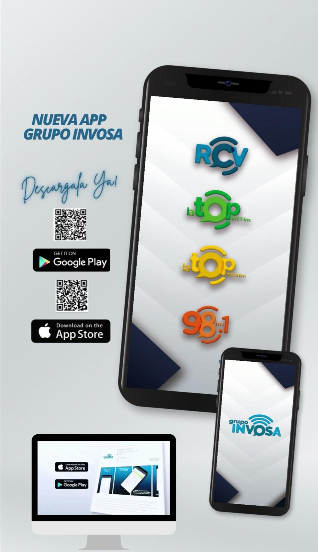 App Grupo Invosa