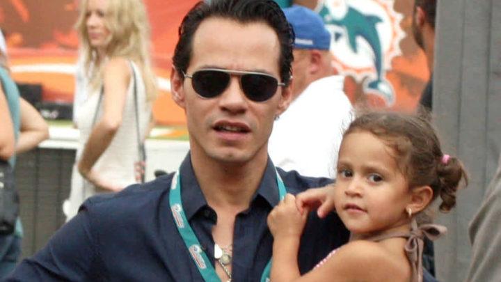 Mientras Jlo esta de vacaciones con Ben Affleck, Marc Anthony cuida los hijos