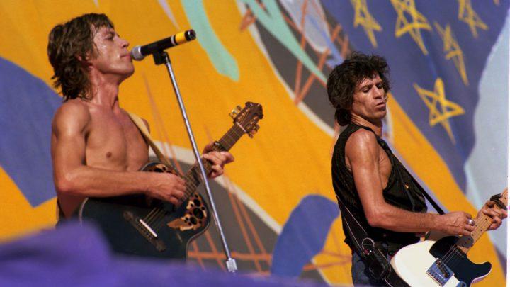 Los Rolling Stones lanzan una canción inédita, la rockera 'Living In The Heart Of Love'
