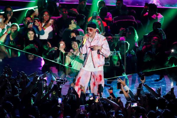 Bad Bunny anuncia que hará segunda presentación en Puerto Rico en diciembre