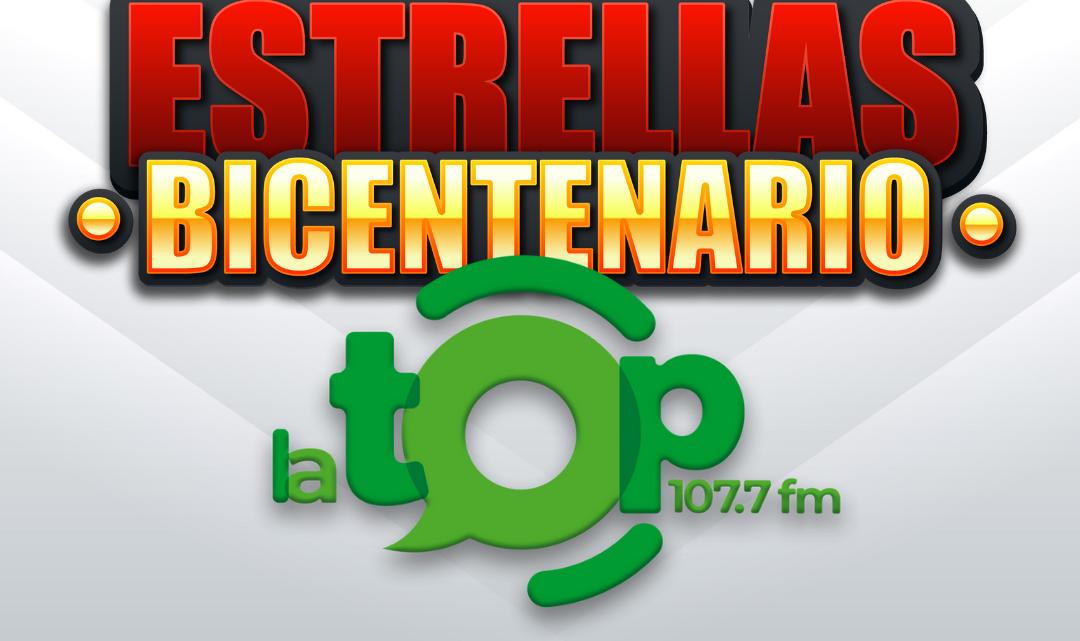 LA TOP entrega los premios ESTRELLAS DEL BICENTENARIO