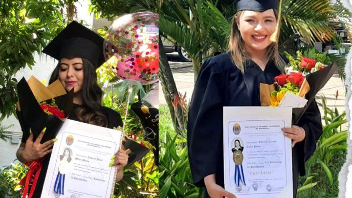 Grupo Invosa felicita a las Licenciadas Caterin Mejia y Estrella Celeste