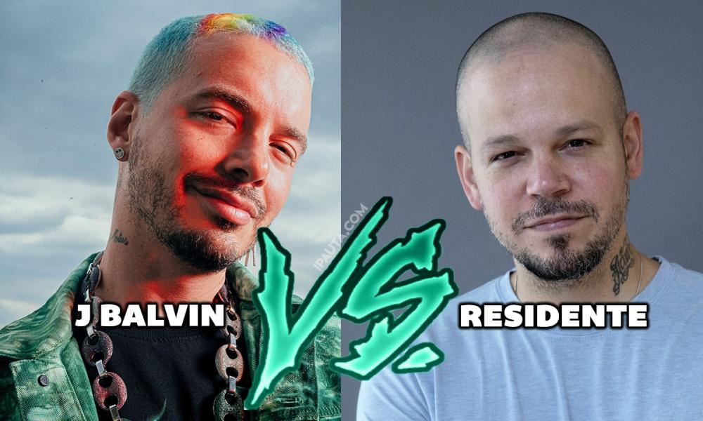 Residente a J Balvin, sobre el boicot de los Latin Grammy: Tu música es como si fuera un carrito de hot dog