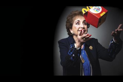 Fallece creadora de la cajita feliz de Mc Donald´s, Yolanda de Cofiño
